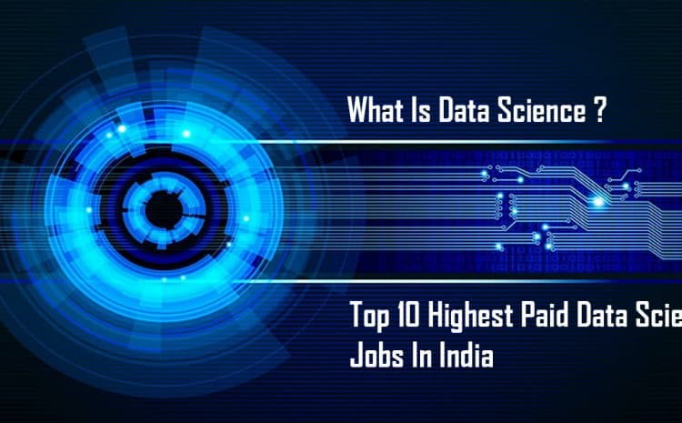 What Is Data Science And Top 10 Highest Paid Data Science Jobs In India
