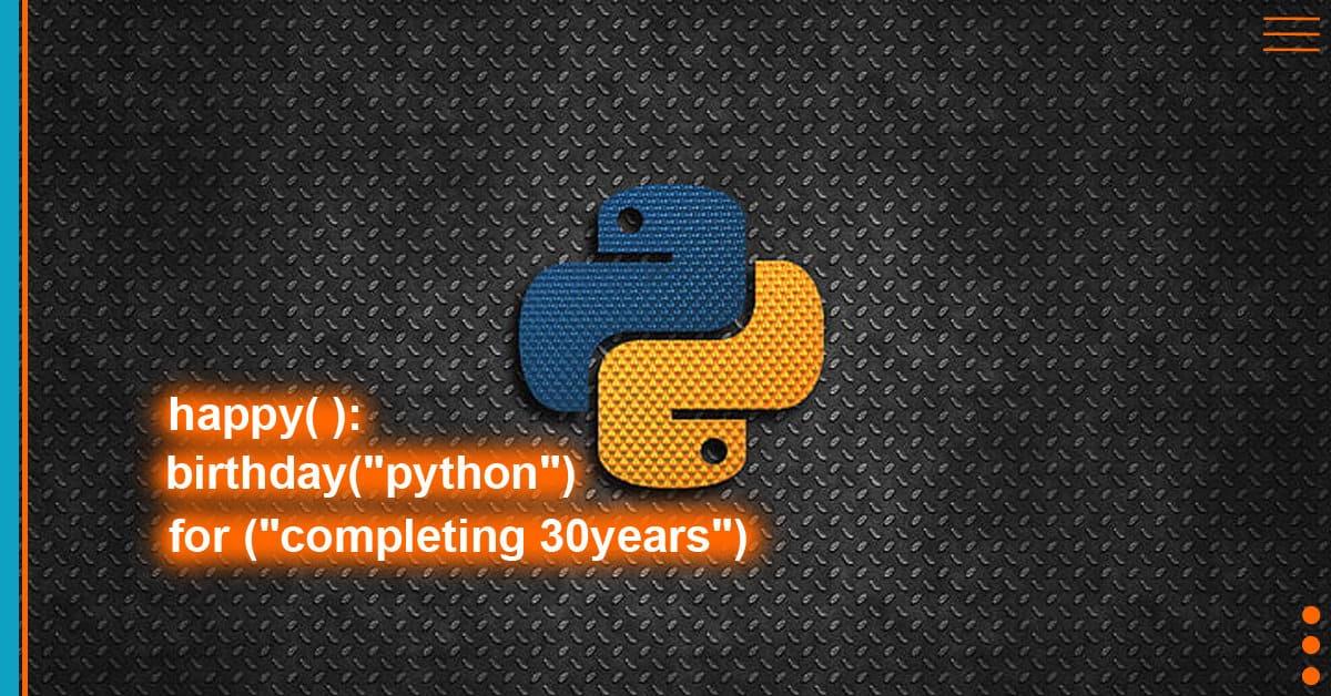 who created python